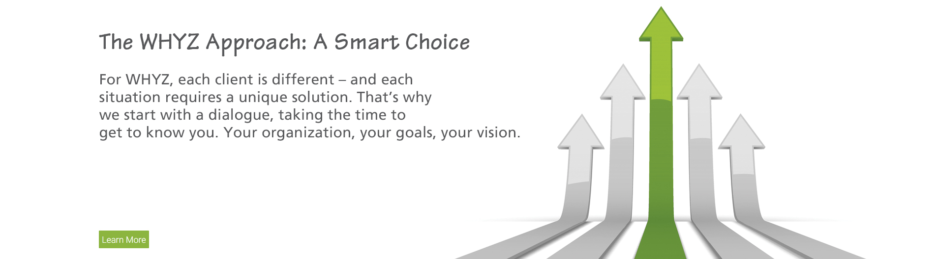 The WHYZ Approach: A Smart Choice